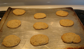 how to make baked oatmeal cookies