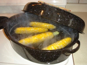 How To Boil Perfect Corn On The Cob