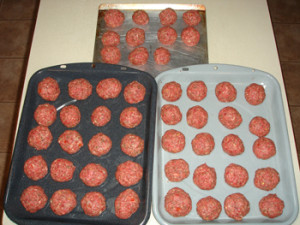 How to Make Meatballs with Ground Beef
