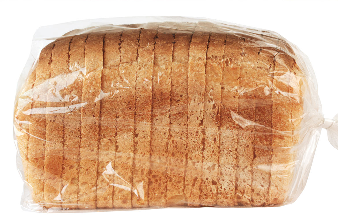 Plastic Bread Bags - Re-purpose and Reuse