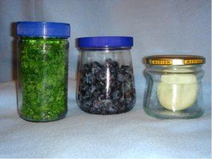 Plastic Container Storeage