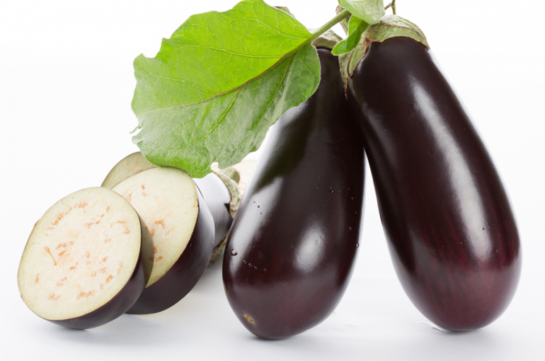 How to make Eggplant Ice Cubes
